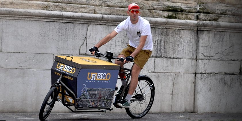 URBICO - urban bike courier